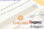 Схема проезда до компании Future Today в Москве