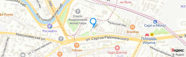 Съезжинский переулок