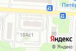 Схема проезда до компании Город Роз в Москве