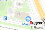 Схема проезда до компании Магазин товаров для рыбалки и туризма в Москве