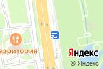 Схема проезда до компании KUTI KATAY в Москве
