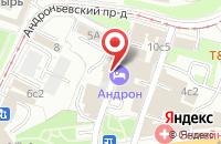 Схема проезда до компании Научно-Техническое Бюро «Энергия» в Москве