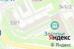 Схема проезда до компании Студия наращивания ресниц и коррекции бровей Марины Прошиной в Москве