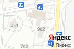 Схема проезда до компании ARTline в Москве