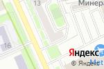 Схема проезда до компании BMWschrot в Москве