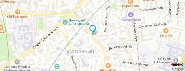 Доброслободская улица