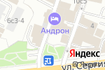 Схема проезда до компании Независимый альянс в Москве
