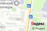 Схема проезда до компании Страховое дело в Москве