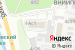 Схема проезда до компании Флора в Москве