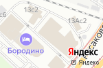 Схема проезда до компании КРК-Страхование в Москве