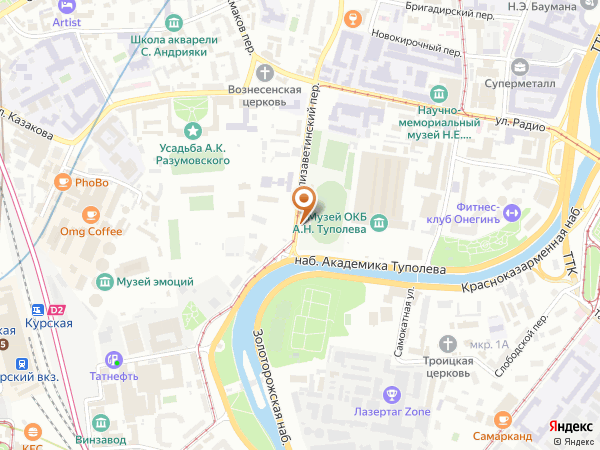 Остановка «Елизаветинский пер.», Елизаветинский переулок (8503) (Москва)