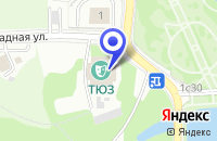 Схема проезда до компании ТЕХНИЧЕСКИЙ ЦЕНТР DALS в Москве
