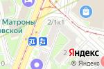 Схема проезда до компании Высшая Школа Кино и Телевидения Останкино в Москве