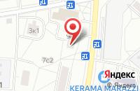 Схема проезда до компании Центр Эффективных Технологий Экспресс Обучения  в Москве