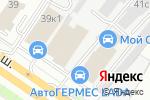 Схема проезда до компании Агат Компонент в Москве