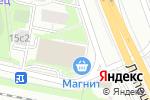 Схема проезда до компании Домашний в Москве