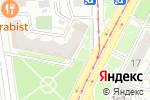 Схема проезда до компании ДомиЛекс в Москве