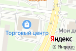 Схема проезда до компании BUS 2000 в Москве