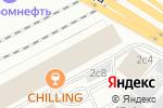 Схема проезда до компании Inoilab в Москве