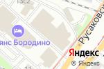 Схема проезда до компании СпецЛампы в Москве