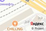 Схема проезда до компании Кабинет психолога Кузнецова Дмитрия в Москве
