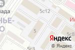 Схема проезда до компании Технологии света в Москве