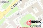 Схема проезда до компании Мастер`ОК в Москве