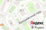Схема проезда до компании Panda gifts в Москве
