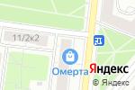 Схема проезда до компании Гамма Строй-Сервис в Москве