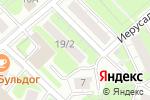 Схема проезда до компании Риэлтико в Москве