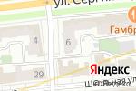 Схема проезда до компании Benjamin Moore в Москве