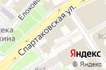Схема проезда до компании K.Datini в Москве