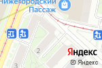 Схема проезда до компании Доктор Норовков в Москве
