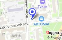 Схема проезда до компании ЦЕНТР ЛАНДШАФТНОГО ДИЗАЙНА ДИ-ЛЭНД в Москве