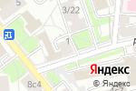 Схема проезда до компании Консалтум в Москве