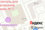 Схема проезда до компании ЭСТАрт в Москве