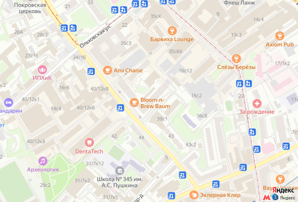жилой комплекс TriBeCa APARTMENTS (Трайбека Апартментс)