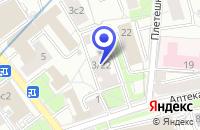 Схема проезда до компании ДЕТСКИЙ СПОРТИВНЫЙ КЛУБ ТИТАН в Москве