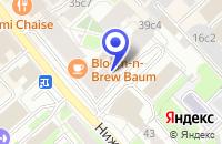 Схема проезда до компании ТФ PAPER-M в Москве