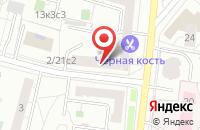 Схема проезда до компании Стэм в Москве