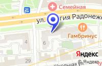 Схема проезда до компании ЗООМАГАЗИН ФАВОРИТ в Москве