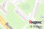 Схема проезда до компании Совет ветеранов Таганского района в Москве