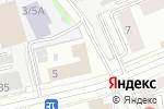 Схема проезда до компании Подмосковье в Москве