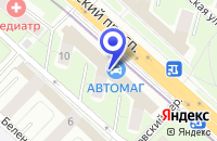 Схема проезда до компании САЛОН МЕБЕЛЬНАЯ ФАБРИКА РИМИ в Москве