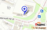 Схема проезда до компании ДК СЕРП И МОЛОТ в Москве