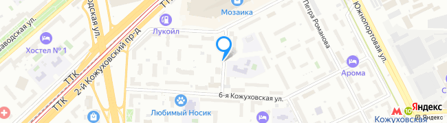 проезд Кожуховский 3-й