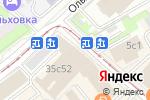 Схема проезда до компании Сад Эдема в Москве