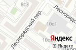 Схема проезда до компании Оргстекло в Москве