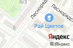 Схема проезда до компании ОБОРОНТЕX в Москве