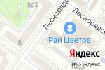 Схема проезда до компании МедиаВетСервис в Москве